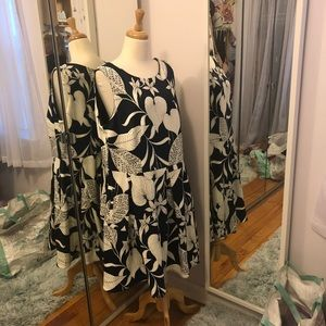 Nashville Scuba Floral dress NWT from Just Taylor
